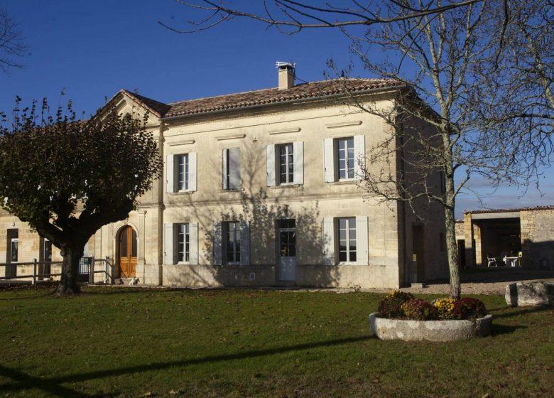 Château Les Armes de Brandeau