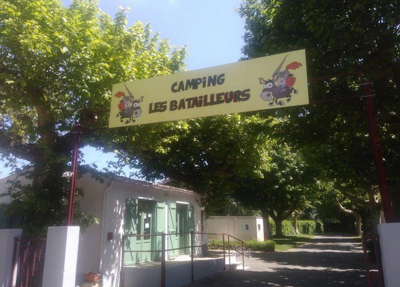 Camping Les Batailleurs