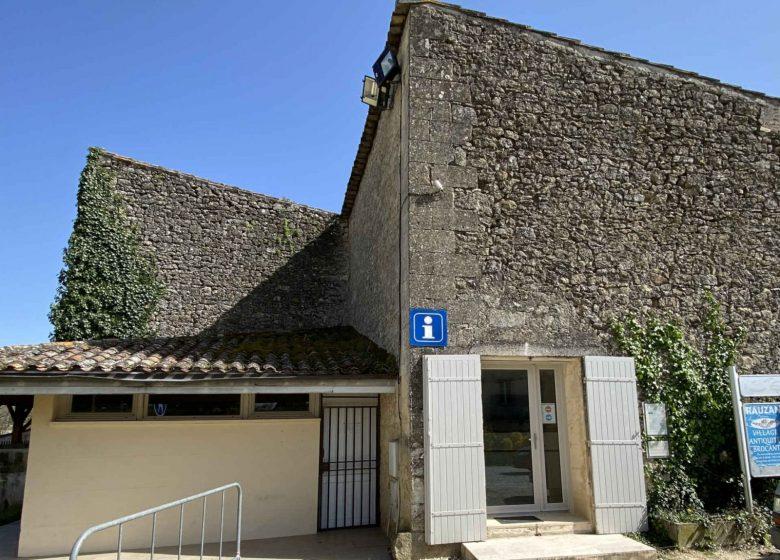 Fremdenverkehrsamt Rauzan - Fremdenverkehrsamt Castillon-Pujols
