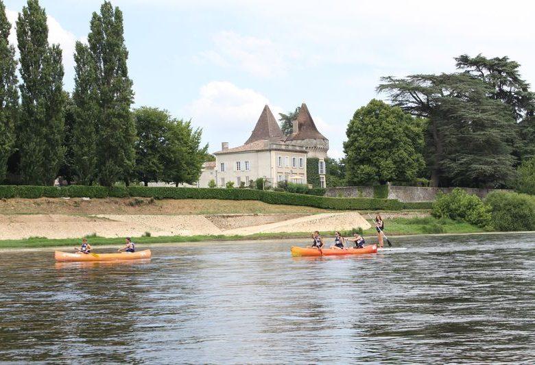 Canoë Kayak Saint-Antoine de Breuilh (école française)