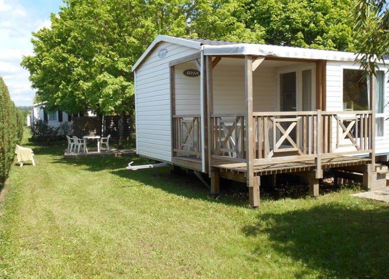 Camping La Rivière Fleurie