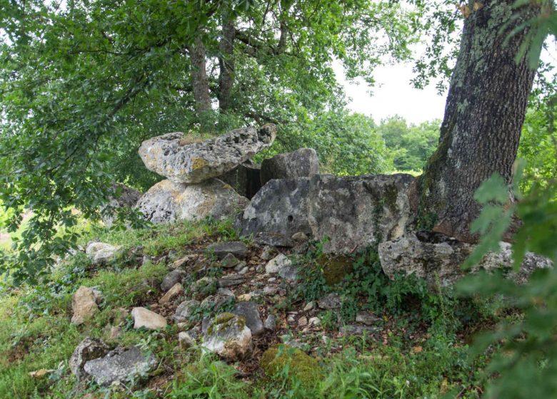 Dolmen de Curton