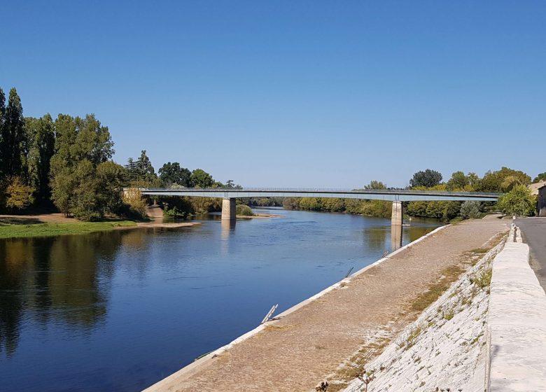 Balade sur les coteaux de Pessac-sur-Dordogne