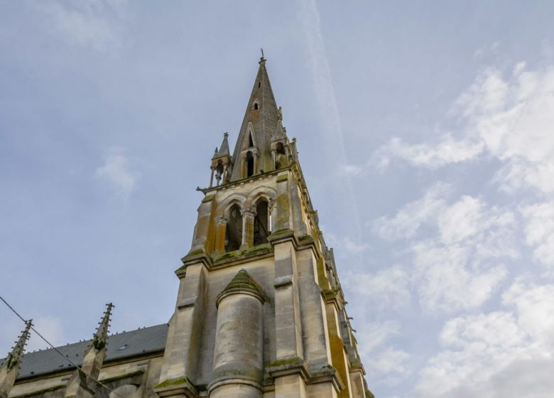 Église Saint-Étienne