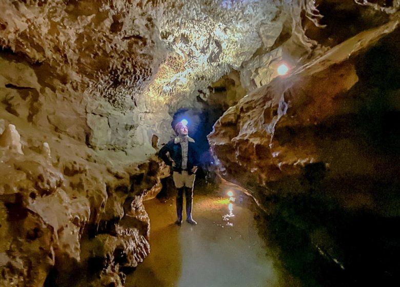 Grotte Célestine