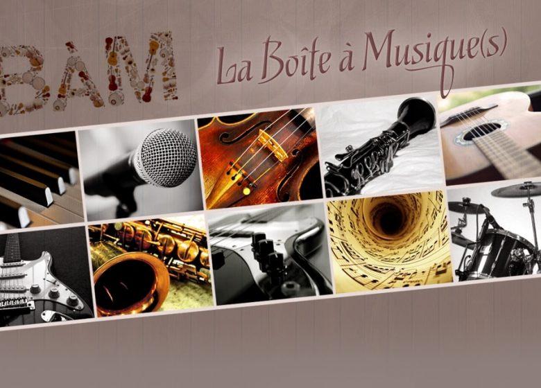 Ecole de Musique La BAM