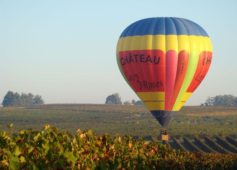 Bordeaux montgolfière – François PONT