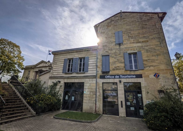 VVV-kantoor Castillon-la-Bataille - VVV-kantoor Castillon-Pujols