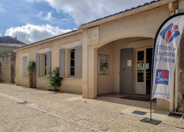 Punto informativo stagionale Gensac - Ufficio del turismo di Castillon-Pujols