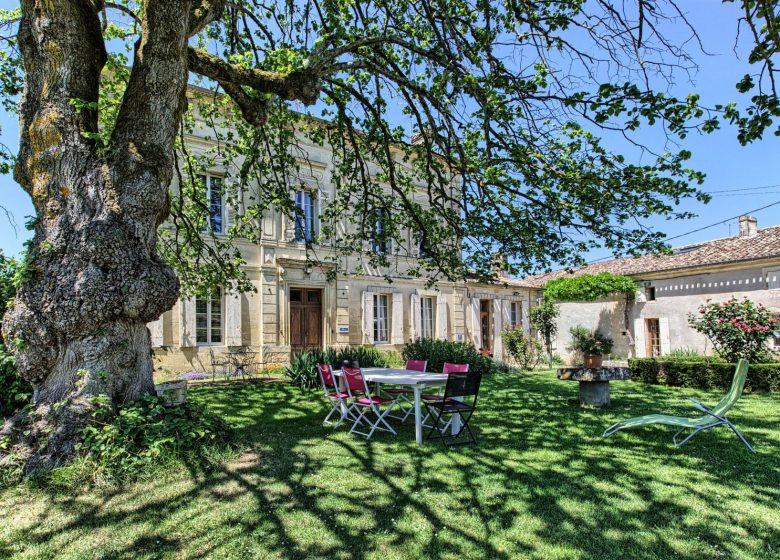 La maison des Aurelines – Château des Faures