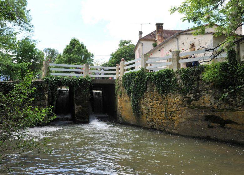 Moulin de Moustelat