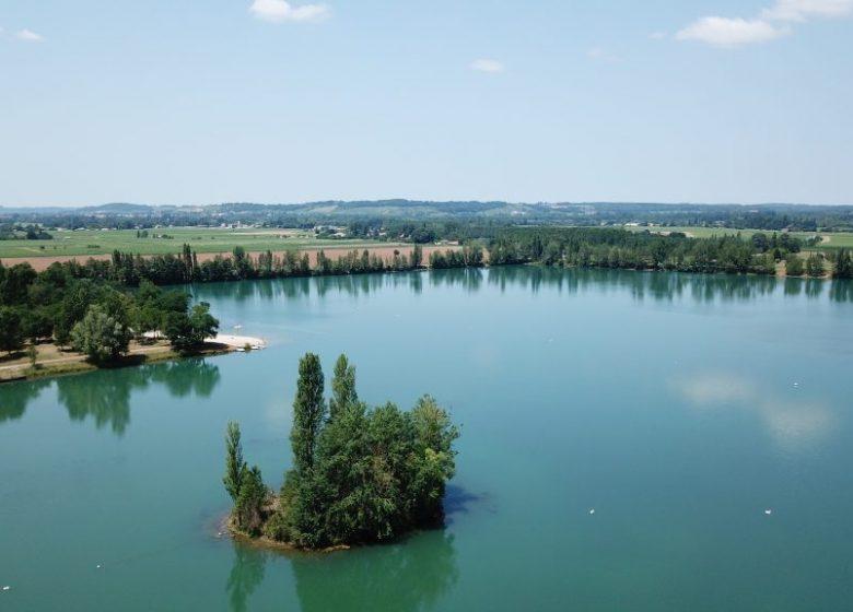 Lac de la Cadie