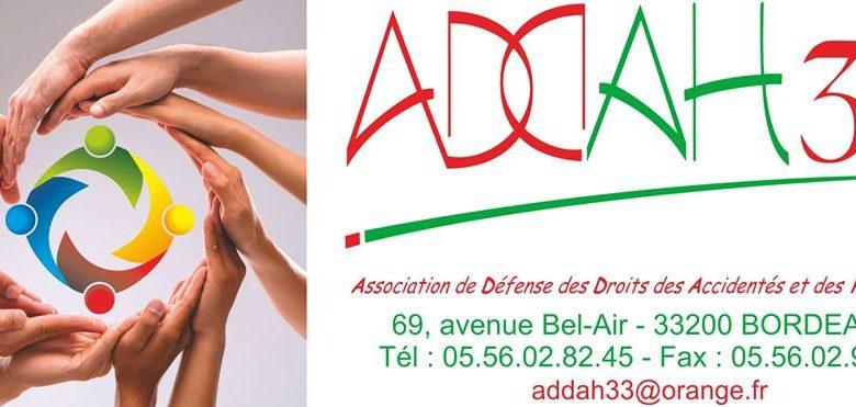 A.D.D.A.H. 33 – Accidentés du travail