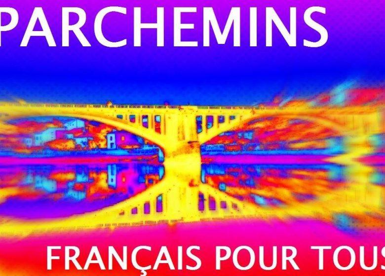 Parchemins –  apprentissage du français