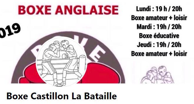 Boxe Club Castillonnais