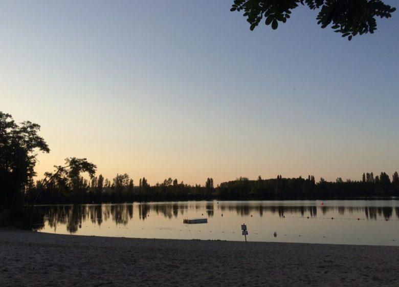 Base de sports et loisirs de La Cadie