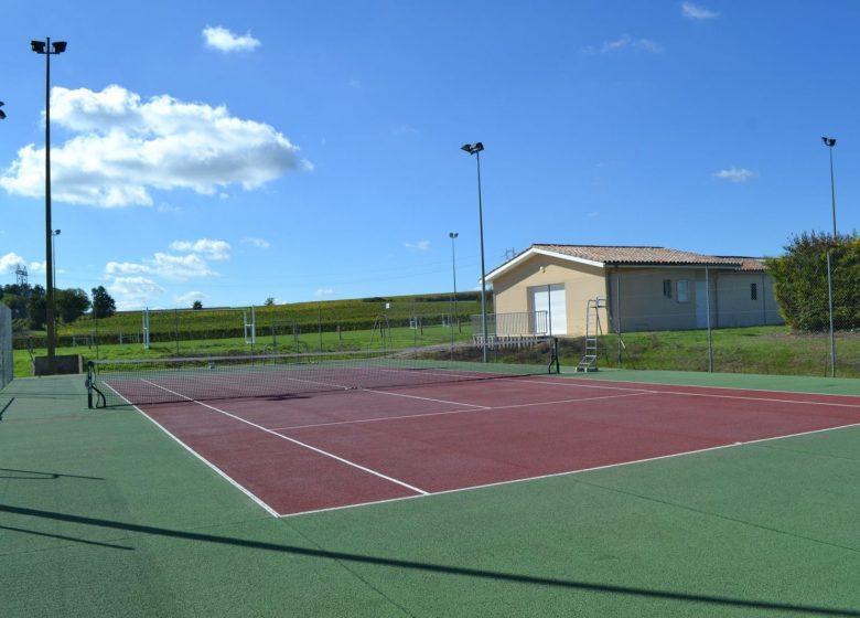 Tennis club Grézillac